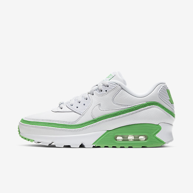 Air Max 90 Undefeated White Green [1]
