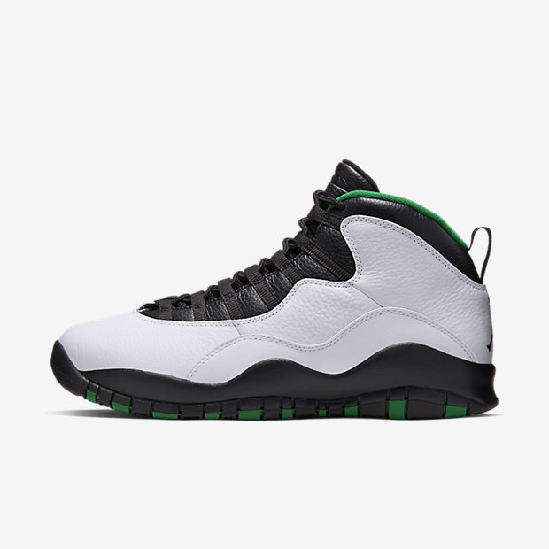 Air Jordan 10 Retro Seattle [1]
