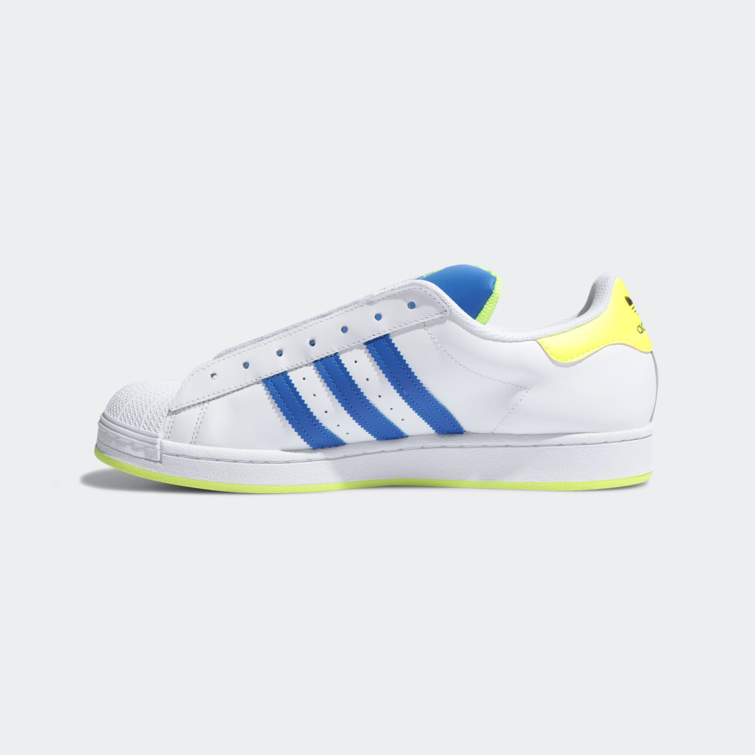 Superstar Laceless white / blue  [2]
