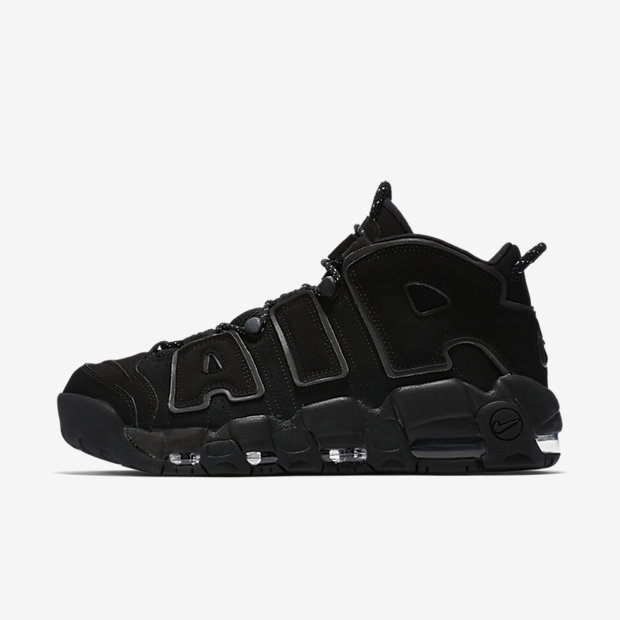 Air More Uptempo Black Reflective (2018)(モアテン) [1]