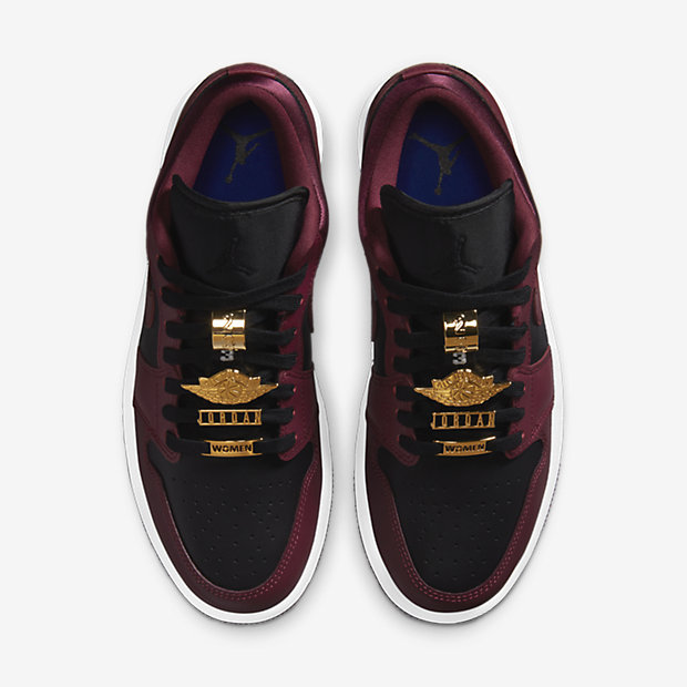 Air Jordan 1 Low Dark Beetroot (ウィメンズ) [3]