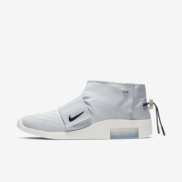 Air Fear Of God Moccasin Pure Platinum [1]