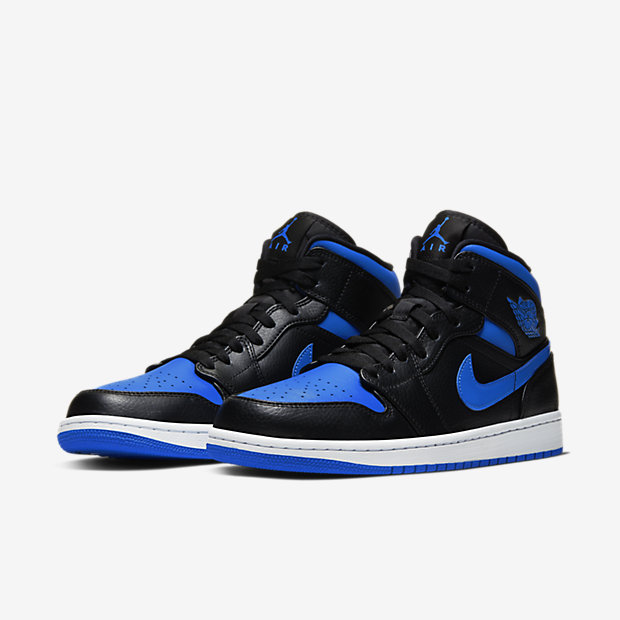 Air Jordan 1 Mid Royal (2020) [4]