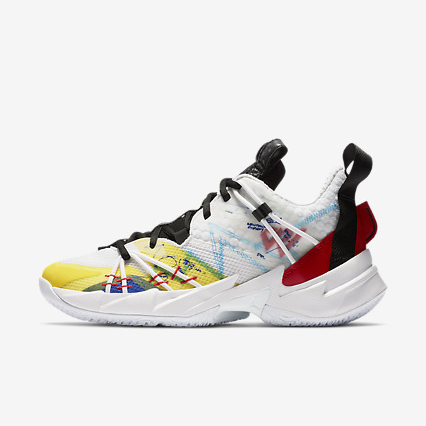 Jordan Why Not? Zer0.3 SE Primary Colors