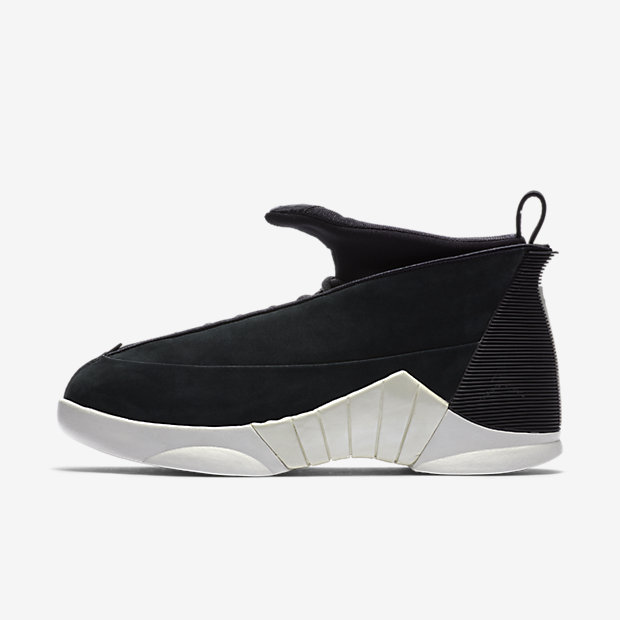 Air Jordan 15 Retro PSNY Black Suede