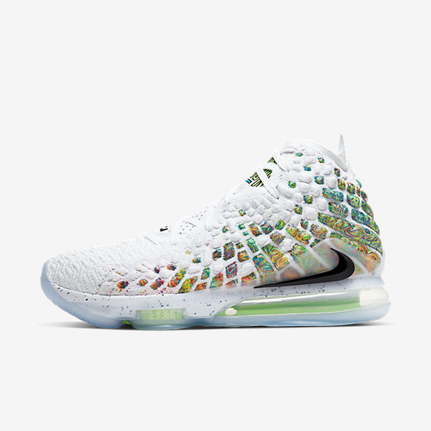LeBron 17 Air Command Force