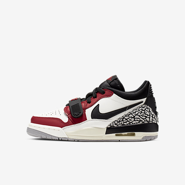 Jordan Legacy 312 Low Chicago (GSサイズ)