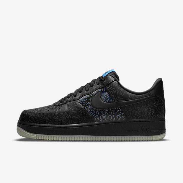 """Air Force 1 '07 """"Computer Chip"""" x Space Jam: A New Legacy  [1]"""