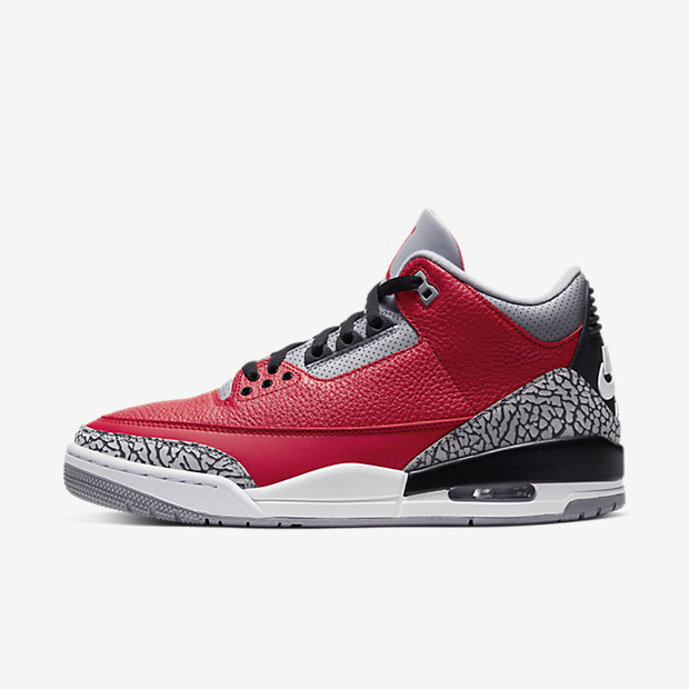 Air Jordan 3 Retro SE Fire Red [1]