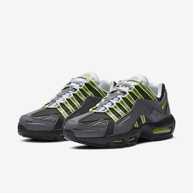 Air Max 95 NDSTRKT Neon Yellow [4]
