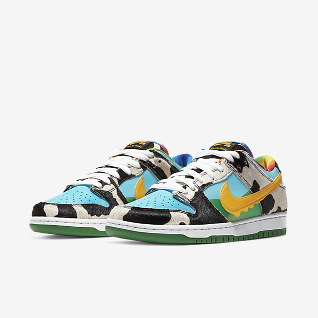 SB Dunk Low Ben & Jerry's Chunky Dunky [4]