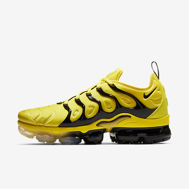Air VaporMax Plus Bumblebee