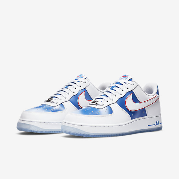 Air Force 1 Low Pacific Blue [4]