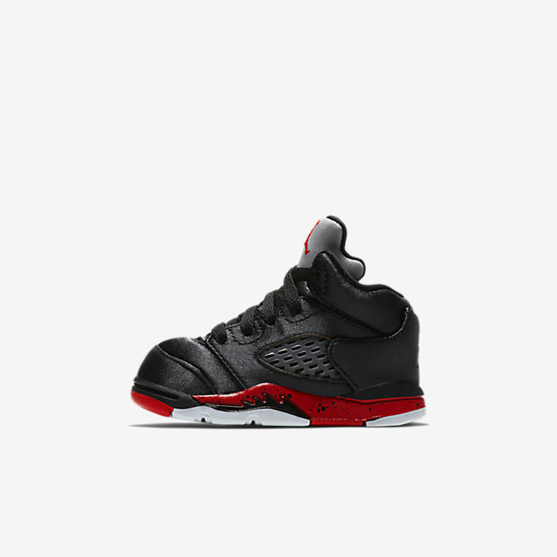 Air Jordan 5 Retro Satin Bred (TDサイズ)