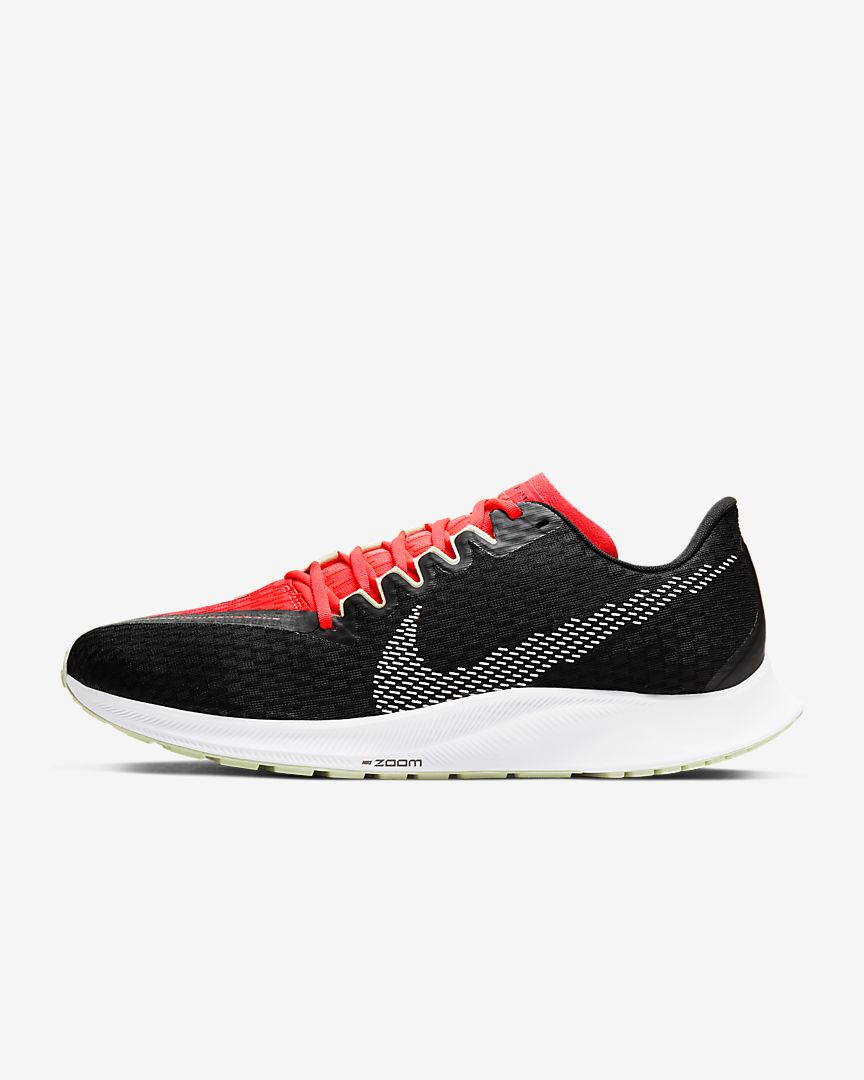 Zoom Rival Fly 2 Black/Laser Crimson