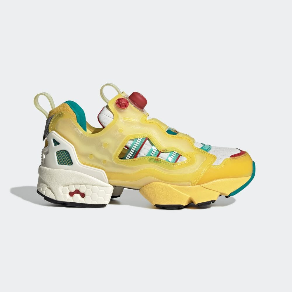ZX FURY Spring Yellow [1]
