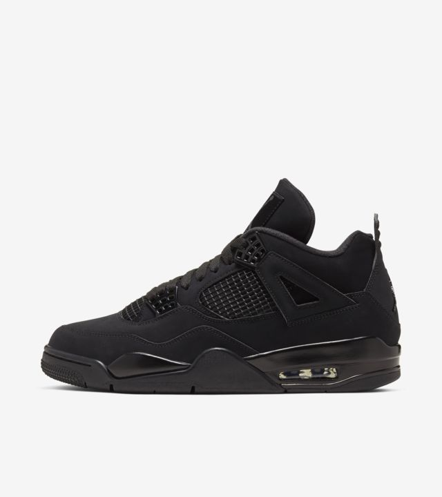 Air Jordan 4 Retro Black Cat (2020) [1]