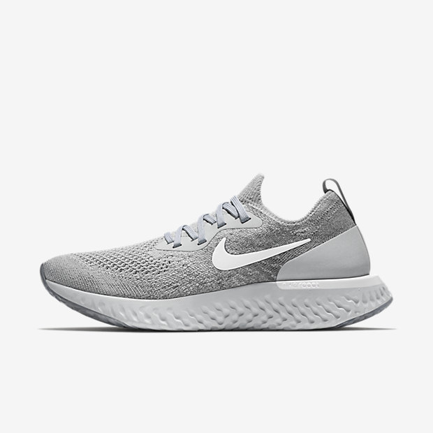 Epic React Flyknit Wolf Grey (ウィメンズ)