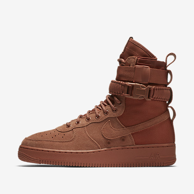 SF Air Force 1 High Dusty Peach