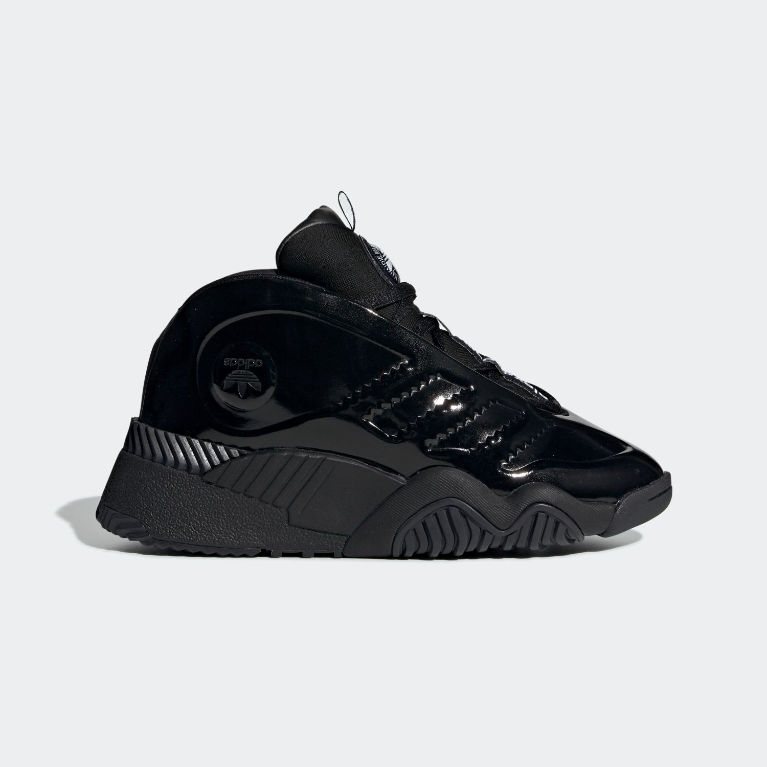 AW Turnout Bball Alexander Wang Triple Black
