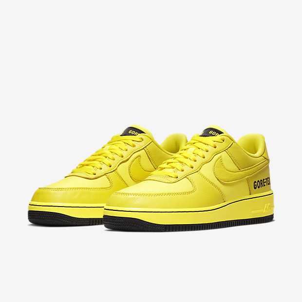 Air Force 1 Low Gore-Tex Dynamic Yellow [4]