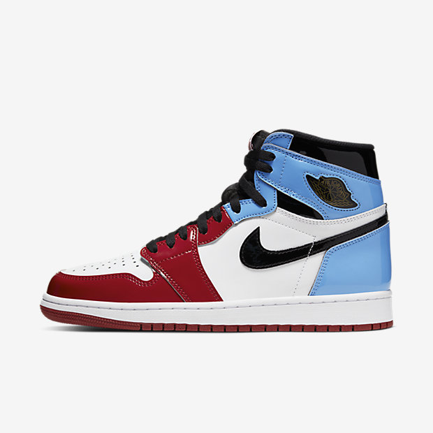 Air Jordan 1 Retro High Fearless UNC Chicago [1]
