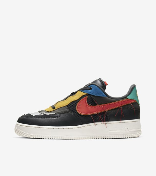 Air Force 1 Low BHM (2020) [1]