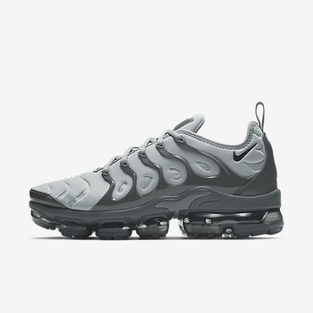 Air VaporMax Plus Wolf Grey Dark Grey
