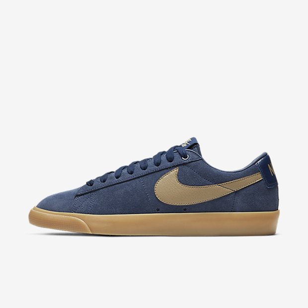 SB Blazer Low GT Navy Gum (ブレーザー)