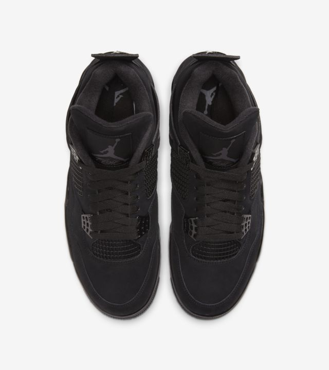 Air Jordan 4 Retro Black Cat (2020) [3]