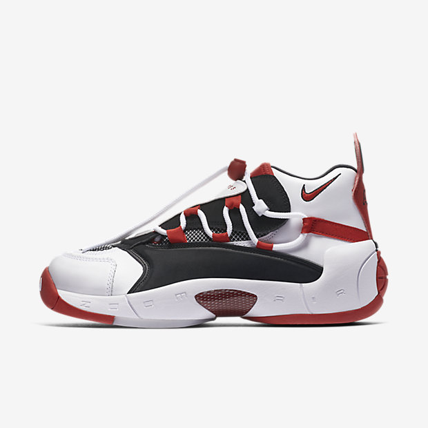 Air Swoopes 2 White Black Red (ウィメンズ)