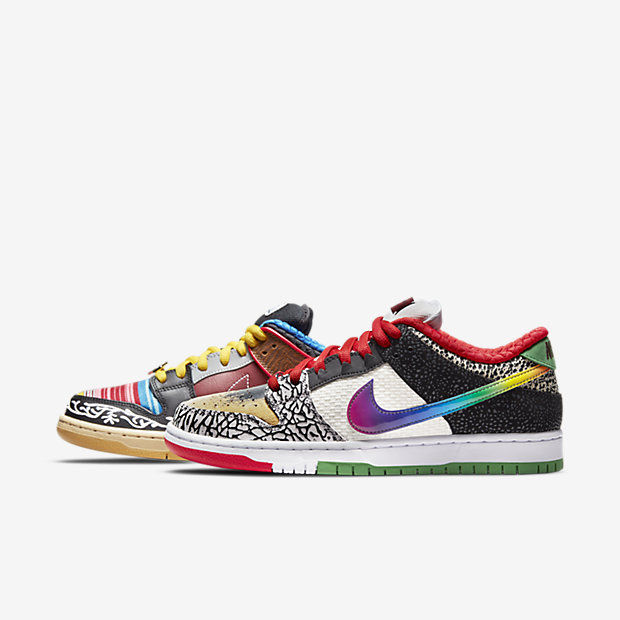 """SB Dunk """"What The Paul"""" [1]"""