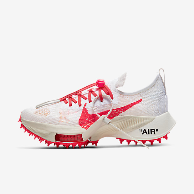 Air Zoom Tempo Next Off White Solar Red [1]