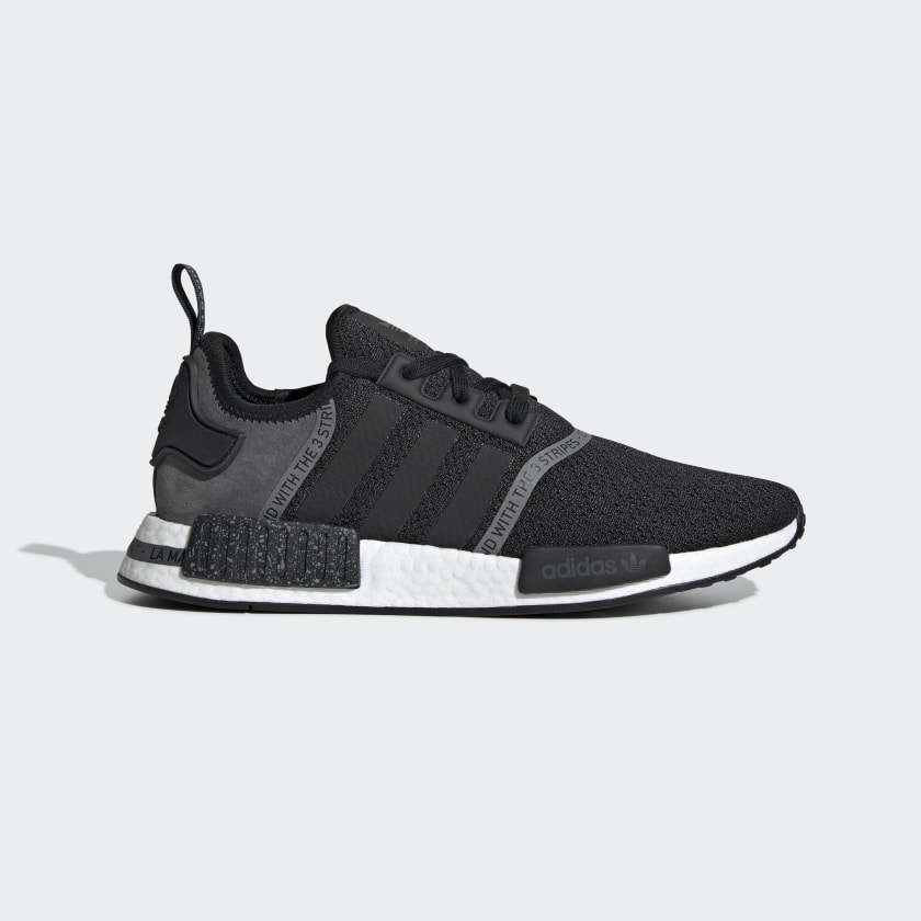 NMD R1 Speckle Pack Black