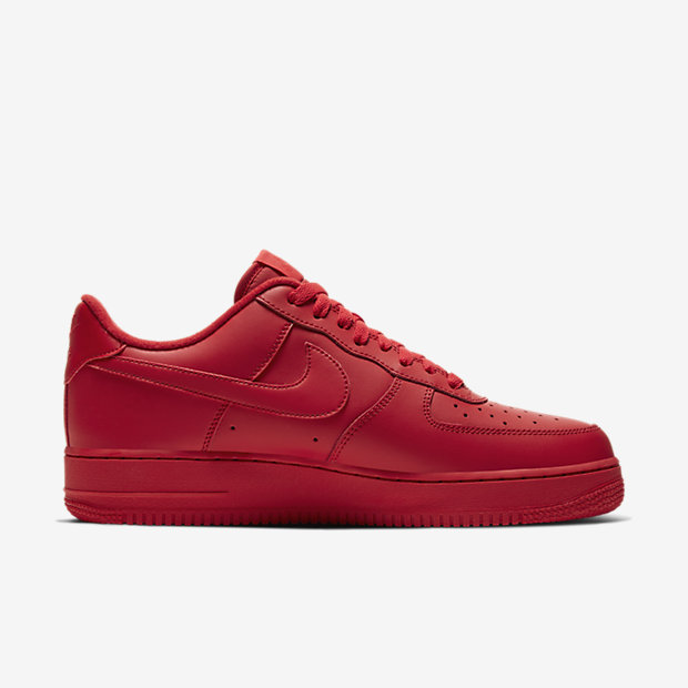 Air Force 1 Low Triple Red [2]