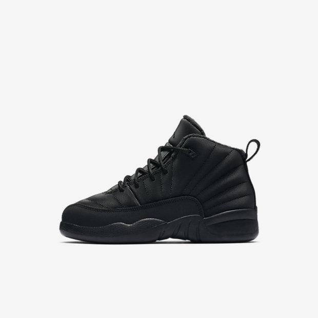 Air Jordan 12 Retro Winter Black (PSサイズ)