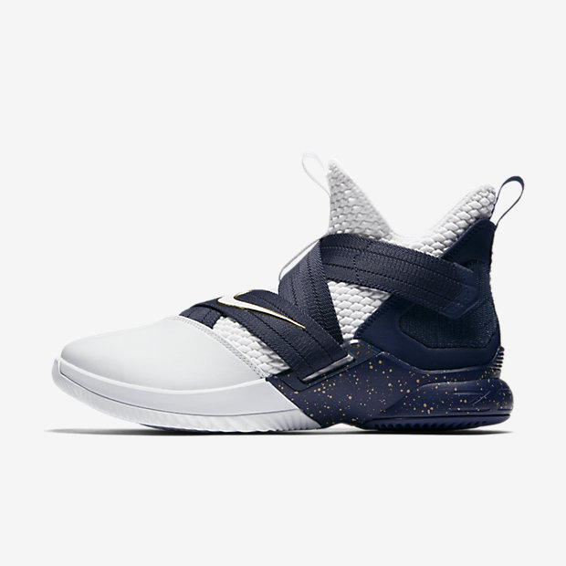LeBron Zoom Soldier 12 25 Straight