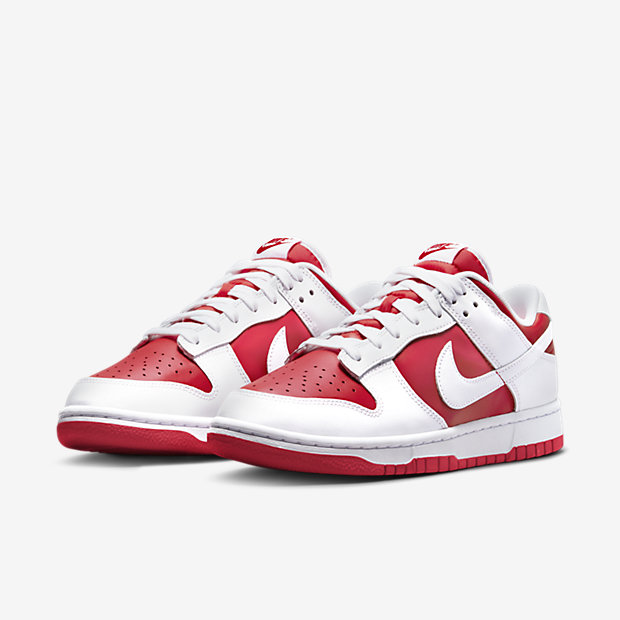 Dunk Low Championship Red [4]