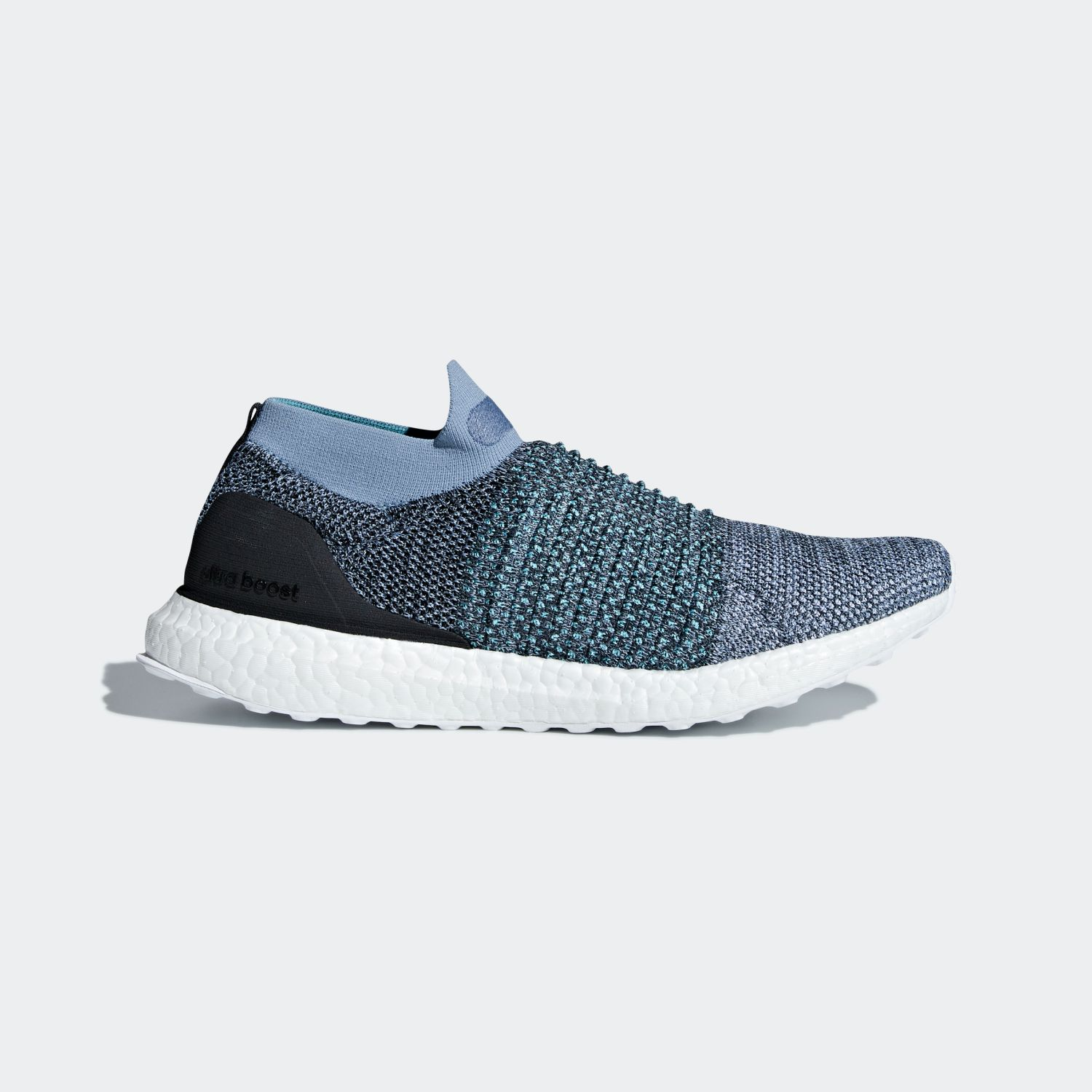 Ultra Boost Laceless Parley Raw Grey