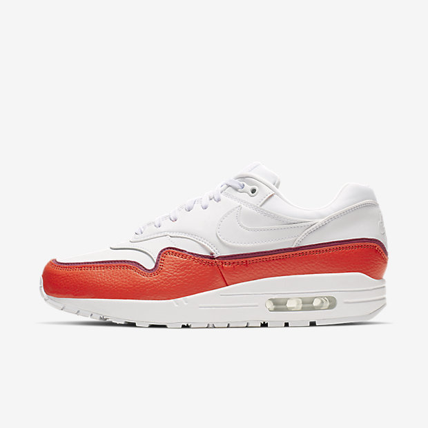 Air Max 1 Liner White Red (ウィメンズ)
