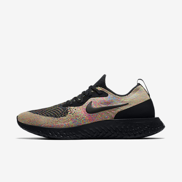Epic React Flyknit Multi-Color