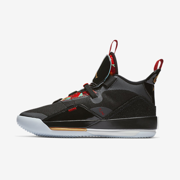 Air Jordan XXXIII Chinese New Year (2019)