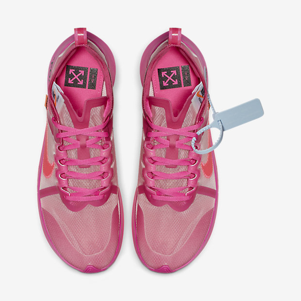 Zoom Fly Off-White Pink(オフホワイト) [3]