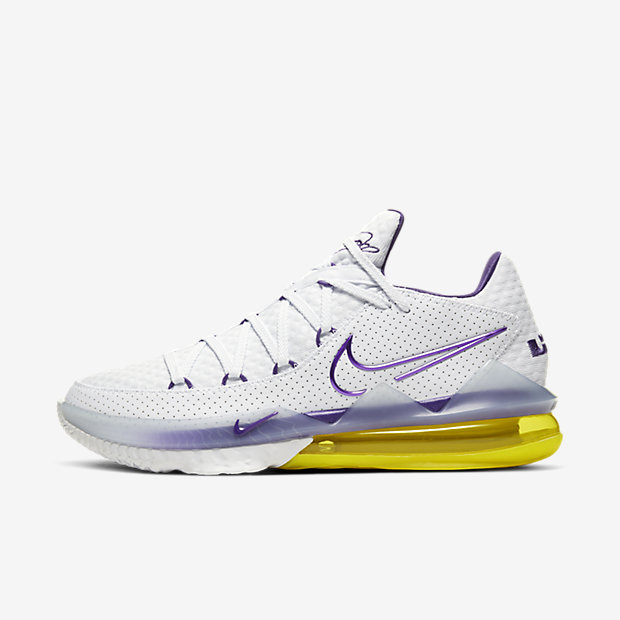LeBron 17 Low Lakers [1]