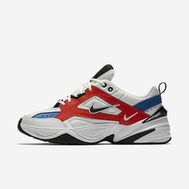 M2K Tekno White Black Orange