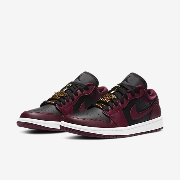Air Jordan 1 Low Dark Beetroot (ウィメンズ) [4]