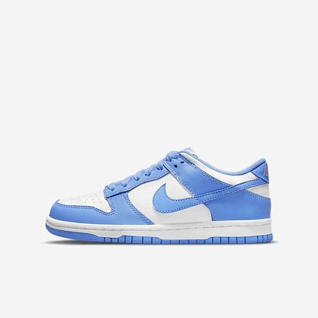 "Dunk Low ""University Blue"" (GSサイズ)"