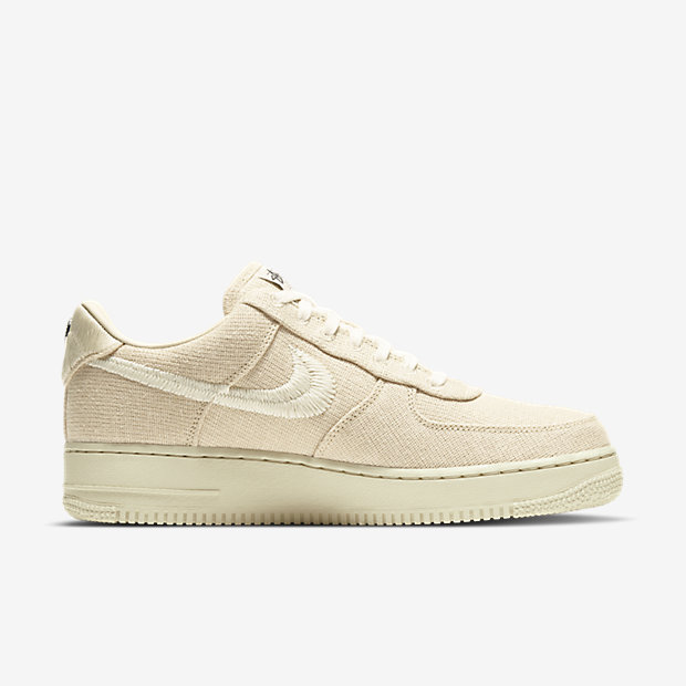 Stussy x Air Force 1 Fossil [2]
