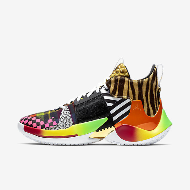 Jordan Why Not Zer0.2 Own The Chaos