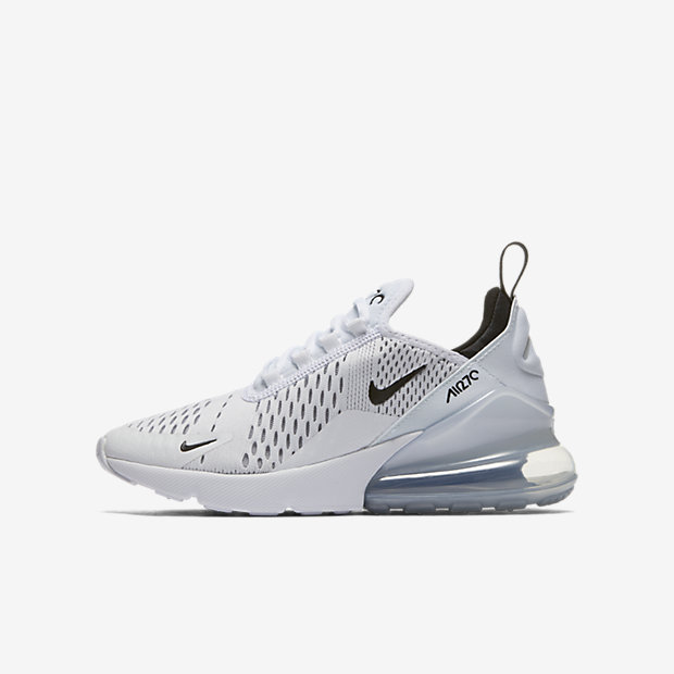 Air Max 270 White Black (GSサイズ)